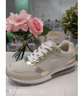 SNEAKERS XTI WOMAN  REJILLA