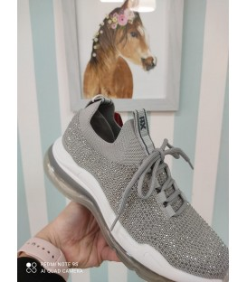 SNEAKERS XTI WOMAN  STRASS FASHION