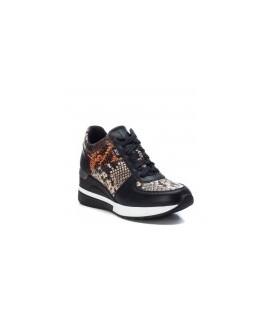 SNEAKERS XTI WOMAN  ANIMAL PRINT COLOR