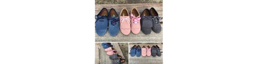Zapatos cordonera/bluchers